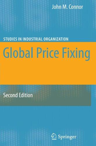 Global Price Fixing (Studies in Industrial Organization) (Global Price Fixing)