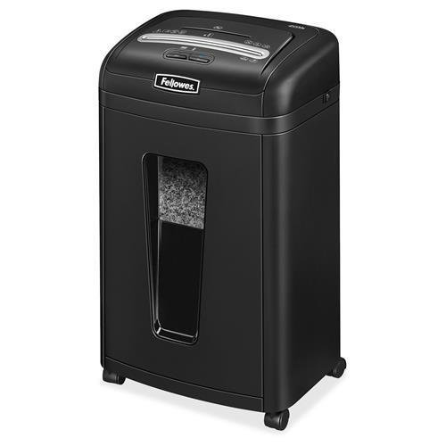 FEL4689401 - Fellowes 455MS Micro Cut Shredder