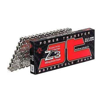 JT 530 Z3 Heavy Duty X-Ring Sealed Drive Chain Steel 122 JTC530Z3122RL