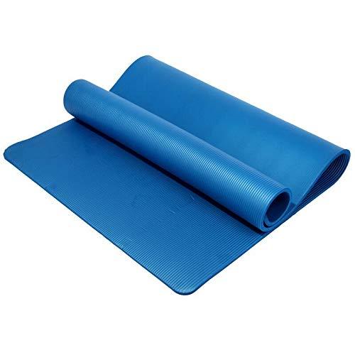 YOOMAT NBR Umweltschutz 185  80 cm verlängerung erweiterung Rutschfeste Feuchtigkeit Fitness Yoga Matte 10 MM