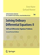 Solving Ordinary Differential Equations II: Stiff and Differential-Algebraic Problems