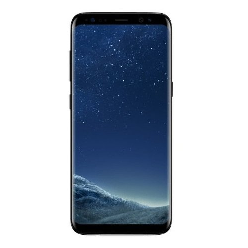 "Samsung Galaxy S8 SM-G950F 5.8"" SIM única 4G 4GB 64GB 3000mAh Negro - Smartphone (14,7 cm (5.8""), 64 GB, 12 MP, Android, 7.0, Negro)- Versión Extranjera"