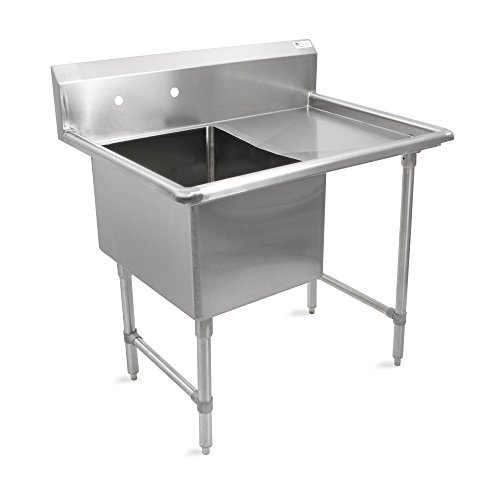Series Bowl (John Boos B Series Stainless Steel Sink, 14