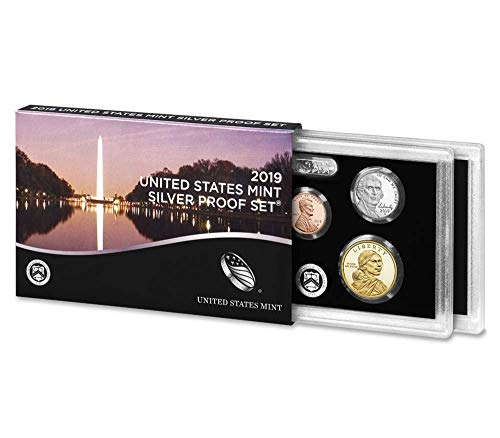 (2019 S Silver Proof Set United States Mint OGP (10 coins))