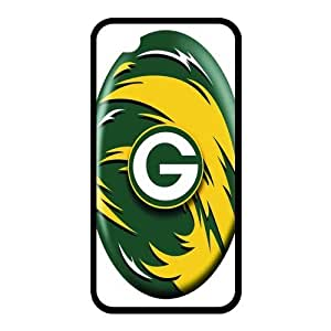 Custom Green Bay Packers Back Cover Case for iphone 4,4S JN4S-731 by runtopwell