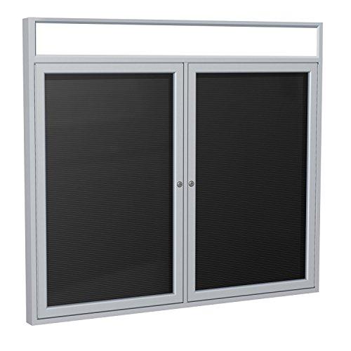 Aluminum Frame Letter - Ghent 4