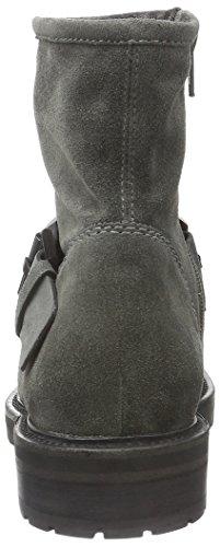Kennel und Schmenger Schuhmanufaktur Joe, Zapatillas de Estar por Casa para Mujer Gris - Grau (antracite/black 247)