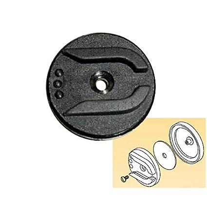 Soporte de lámpara casco SP F2/F2 XTREM ventilado
