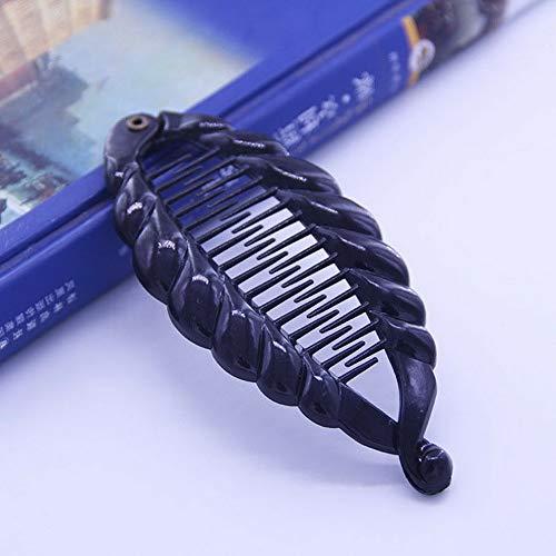 Hair Comb Clip Lady Fish Folder Fishtail Clip Hairpin Headdress | Model HRBRSH - 108 | ()