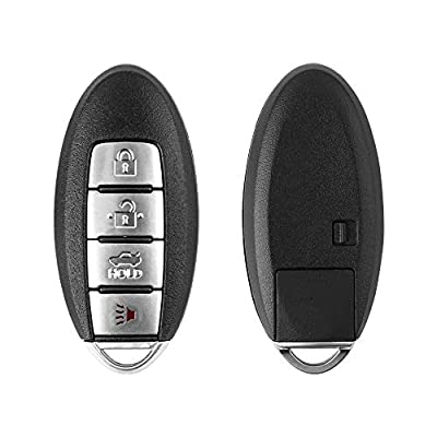 VOFONO Car Smart Key Fob Replacement for 2007-2012 Nissan Altima/2009-2014 Nissan Maxima/2008-2013 Infiniti KR55WK48903, KR55WK49622 315 MHz (Pack of 2): Automotive