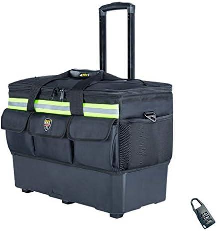 ツールバッグポータブルツールボックス多機能大型収納ボックス車のツールバッグ