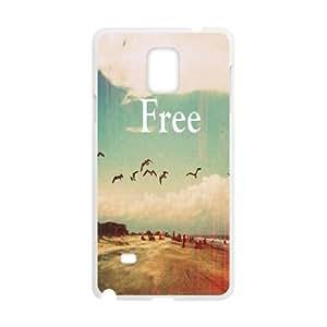 Samsung Galaxy Note 4 Phone Case Be Free Bird BX92450
