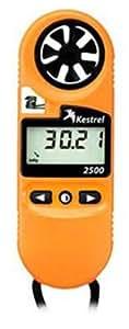 Kestrel 2500 Pocket Weather Meter / Digital Altimeter Thermometer Anemometer