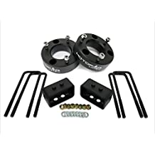 """MotoFab Lifts F150-3F-2R 3"""" Front and 2"""" Rear Leveling lift kit for 2004-2014 Ford F150"""