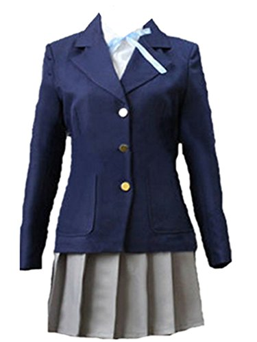 K-on Hirasawa Yui Uniform cosplay costume