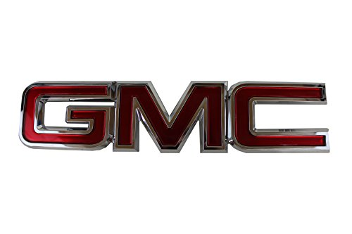 Genuine GM 22761717 Grille Emblem, Front