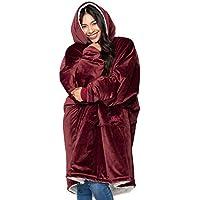 The Original Comfy: Warm, Soft, Cozy Sherpa Blanket...