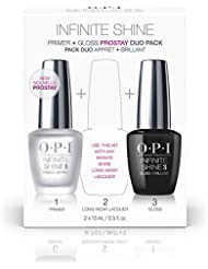 OPI Infinite Shine ProStay Primer & Gloss Duo Pack, 1 fl. oz.