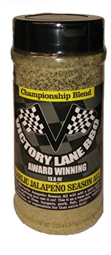 Victory Lane BBQ Garlic Jalapeno Season All by Victory Lane BBQ