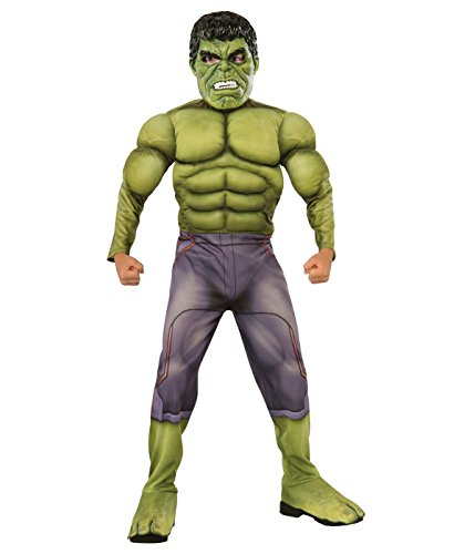 Rubie's Costume Avengers 2 Age of Ultron Child's Deluxe Hulk Costume, Small ()