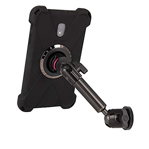 """The Joy Factory MagConnect Carbon Fiber Single Arm Wall/Cabinet Mount w/aXtion Bold M Water-Resistant Rugged Shockproof Case for Samsung Galaxy Tab A 8"""" (MWS3021M) - 411h9zbRUJL - The Joy Factory MagConnect Carbon Fiber Single Arm Wall/Cabinet Mount w/aXtion Bold M Water-Resistant Rugged Shockproof Case for Samsung Galaxy Tab A 8″ (MWS3021M)"""