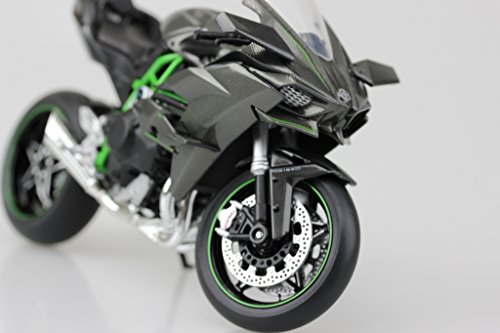 Skynet moto 1/12 productos terminados Kawasaki Ninja H2R ...