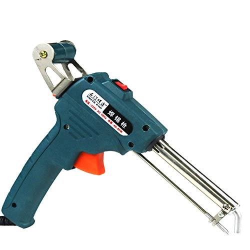 Ocamo - Pistola de Soldadura Manual de Hierro con calefacción Externa, 220 V, 60 W