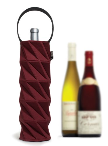 NY Origami Neoprene Bottle Bordeaux