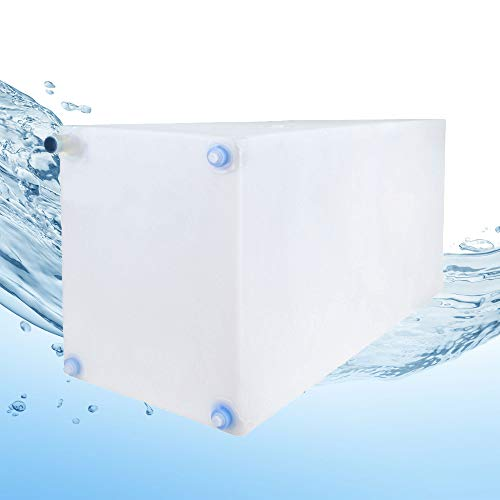 RecPro RV Water Tank | Grey Water Tank | RV Fresh Water Tank | Camper | Trailer (30 Gallon) ()