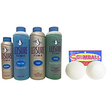 Amazon.com: Leisure Time - Protector de spa de metal (45440A ...