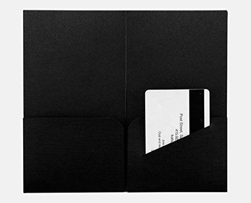 Free Hotel Key Cards - Black Linen Hotel Key Card Holders (3 3/8 x 6) (Pack of 350)