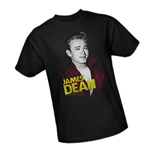 James Dean Jacket Red (Red Jacket -- James Dean Adult T-Shirt, XXX-Large)
