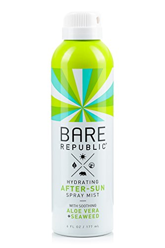 Bare Republic Moisturizing Aloe Vera & Seaweed After-Sun Spray (6 oz)