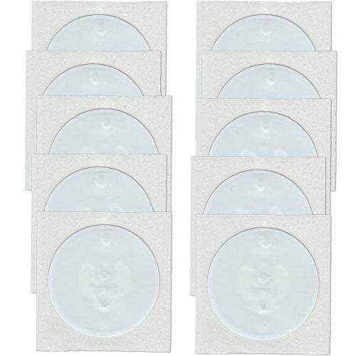10 NFC Tags Sticker NTAG213 Circus rund 22mm 144Byte