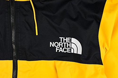 Uomo M Black The nbsp;mountain Q yellow North Giacca Face 1990 1x1qBw08