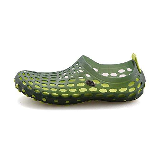 Aleader Pull-on - Zapatillas de pesca de Material Sintético para hombre Verde