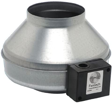 InLine Ventilador Centrífugo,, 220 CFM, 120 V: Amazon.es: Iluminación