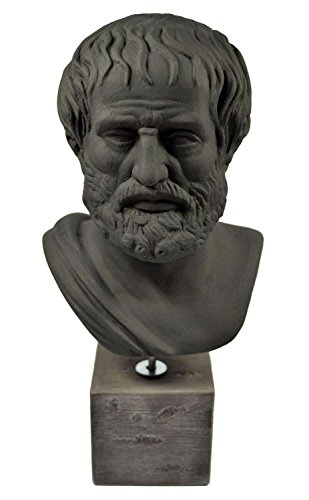 Aristotle sculpture ancient Greek philosopher statue bust