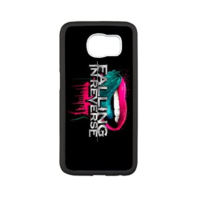 Cool Quotes Phone Case Falling In Reverse For Samsung Galaxy S6