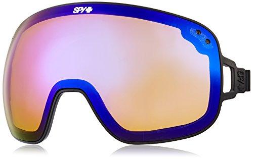 Spy Optic Bravo Replacement Lenses Bronze w/ Dark Blue Spectra