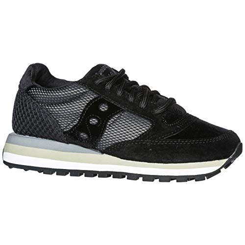 Black Jazz 6 Donna Original Sneakers Scarpe Saucony black S60403 Basse 7wU5q8nYX