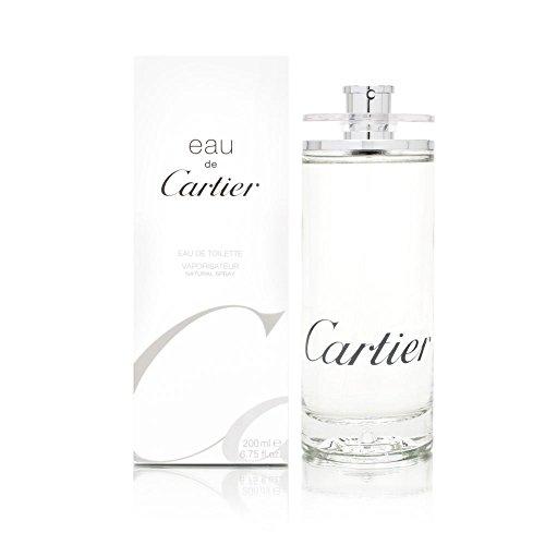 Cartier Eau De Cartier For Men and Women, Eau De Toilette Spray, 6.75-Ounce Bottle (Eau De Toilette Perfume Bottle)