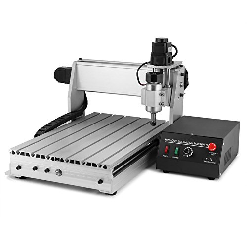 Best Buy! Mophorn CNC Carving Machine USB Function CNC Router Machine 3040T 4 Axis Milling Machine...