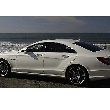 For Mercedes Benz W124 W163 W211 W221 W220 W163 W164 W203 W204 C E SLK GLK CLS M GL Car Shark Antenna DecorationCar Accessories