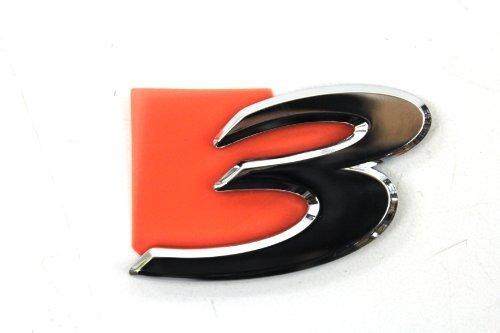 2005 mazda 3 emblem - 5
