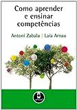 capa de Como Aprender e Ensinar Competências