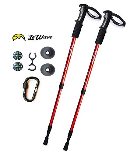 Trekking Poles – Walking Sticks (2 PCS) – Collapsible for sale  Delivered anywhere in Canada