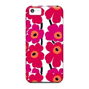 Marycase88 Iphone 5c Protector Cell-phone Hard Cover Customized Beautiful Marimekko Pictures [nuA19802dOWF]