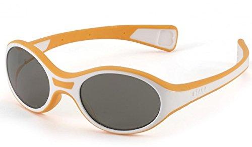 Beaba: FDA Approved Toddler Sunglasses - Orange | 100% UVA/UVB Protection | Age: 24 - Sunglass Fda