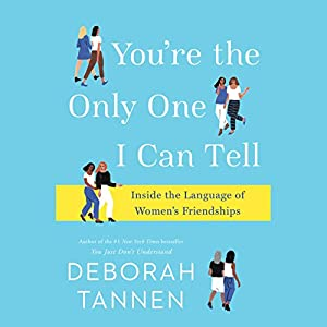 You're the Only One I Can Tell Audiobook